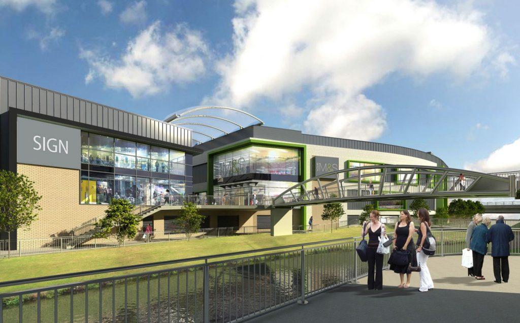 Stafford regeneration project